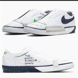 Nike Blazer The Planet Of Hoops